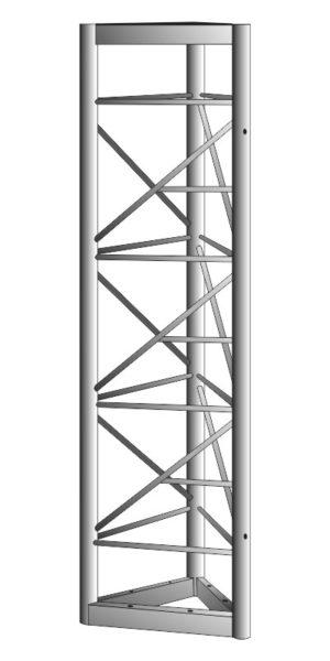 Příhradové stožáry řady PROFI+